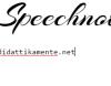Con Speechnotes, Tu detti, il PC scrive