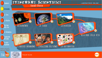 itinerari scientifici