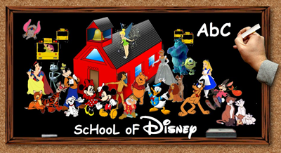 school of disney