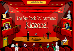 The New York Philarmonic KidZone